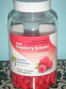Raspberry Ketones by Summit Nutrition